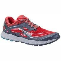 Trail Running Shoes Columbia Women Caldorado III Cherrybomb Tea